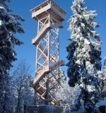 Oberpfalzturm mit Blick zu unserem Hof